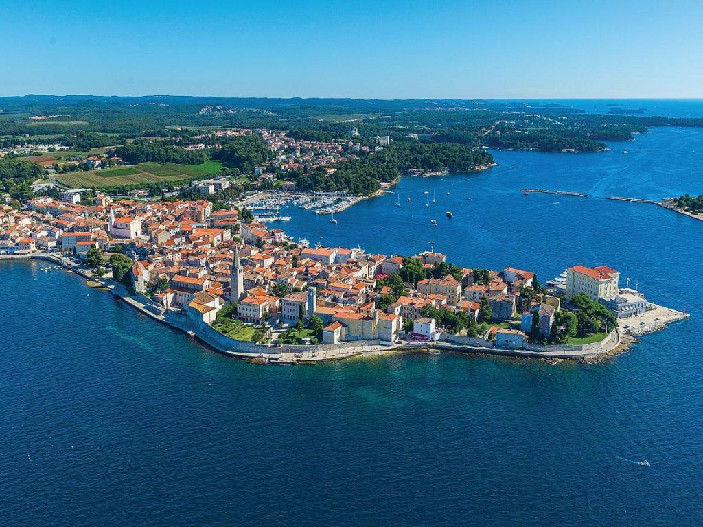 All Inclusive Hotels in Poreč in Istria in Croatia