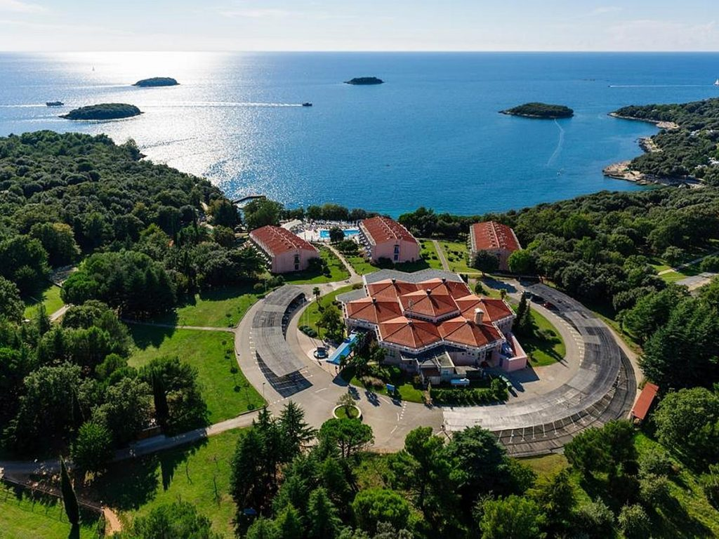 All Inclusive Hotels in Vrsar in Istria in Croatia
