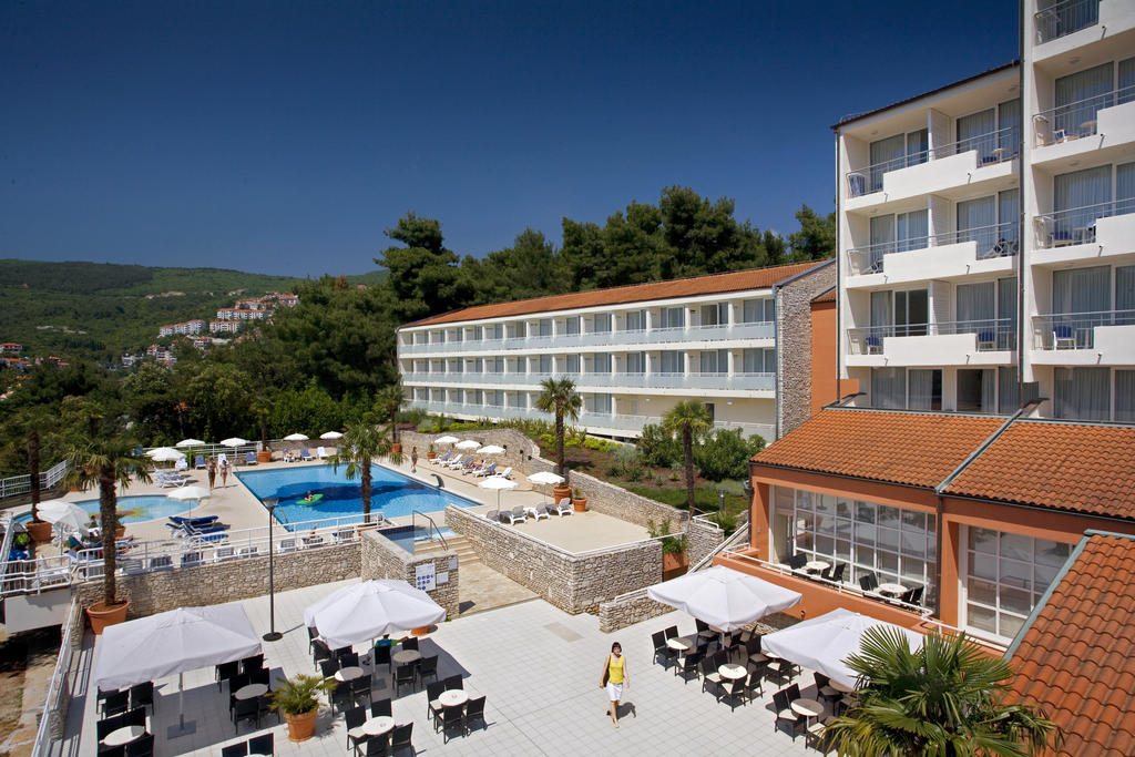 Allegro Sunny Hotel by Valamar in Rabac in Istria in Croatia
