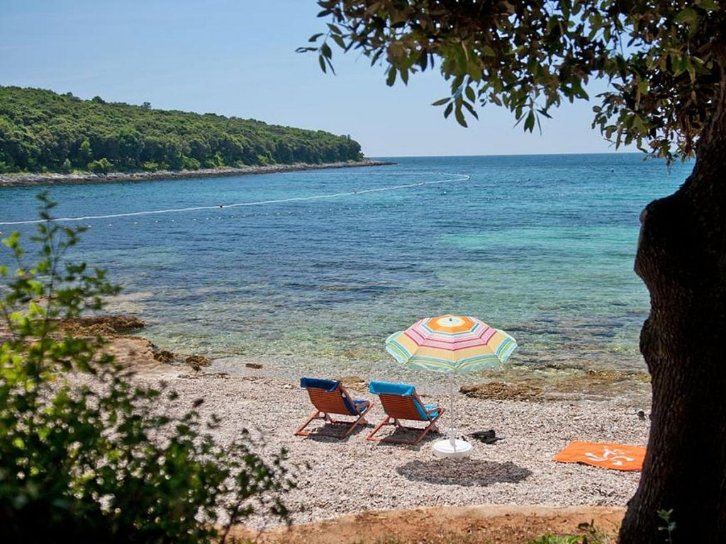 Apartments and mobile homes in Istria in Croatia