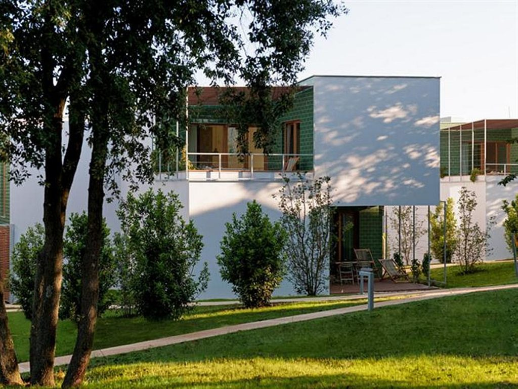 Amarin Resort Apartments in Rovinj in Istria in Croatia