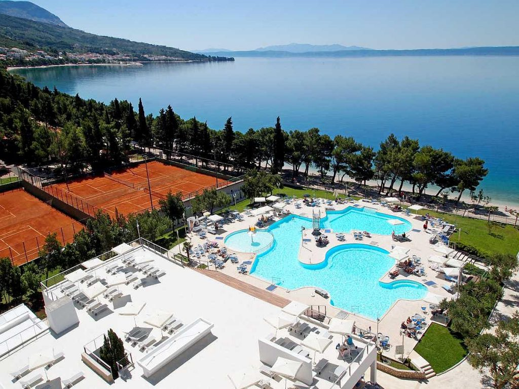 Bluesun Hotel Neptun All Inclusive in Tučepi near Makarska in Croatia