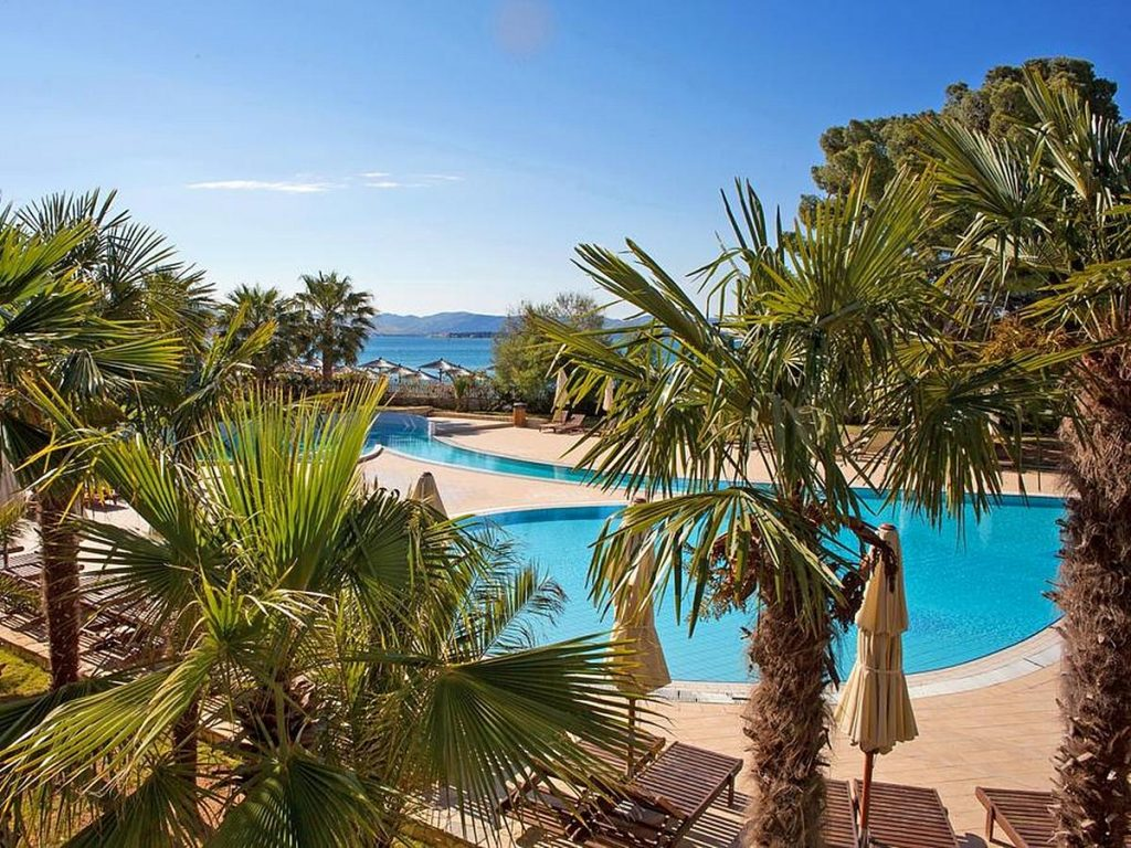 Hotels for families in Croatia