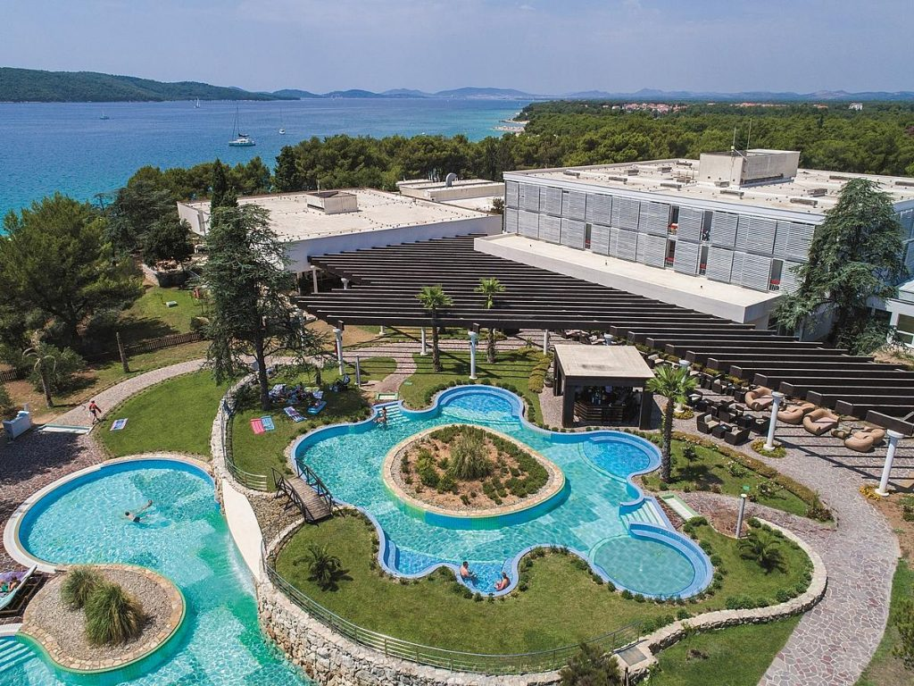 Solaris Hotel Niko in Sibenik in Croatia